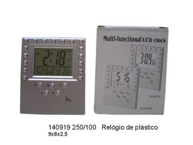 RELÓGIO - INF 140919