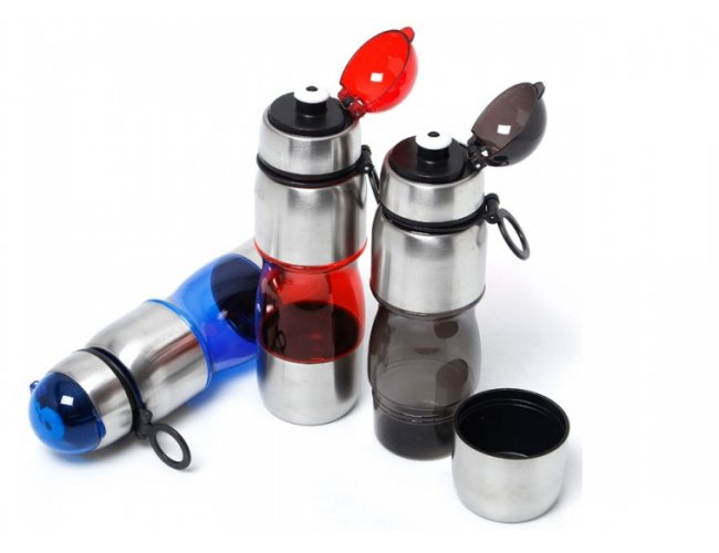 SQUEEZE INOX (450 ML) - INF 143143