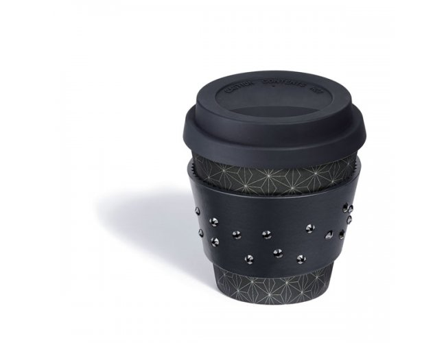 Copo reutilizável. Fibra natural de bambu Modelo INF 43077