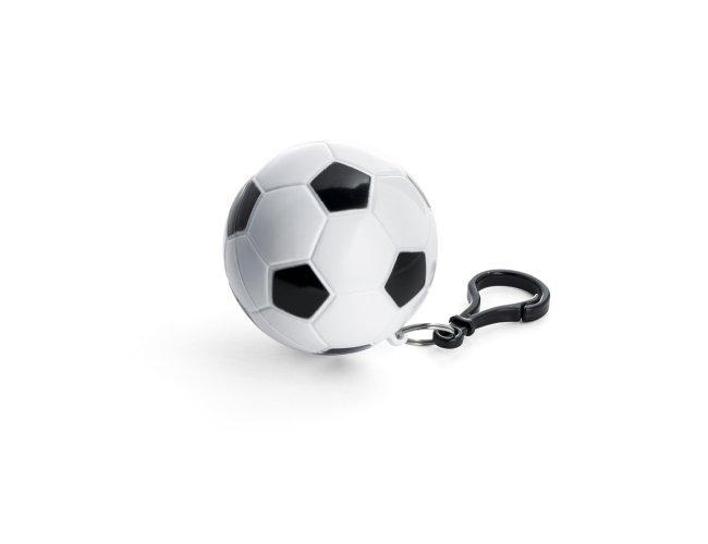 Capa de chuva personalizada tema futebol