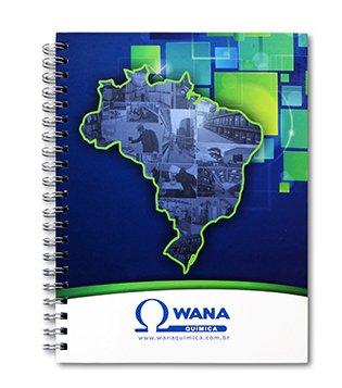 CADERNO ENCADERNAÇÃO WIRE-O (21cm x 28cm) - INF 20506