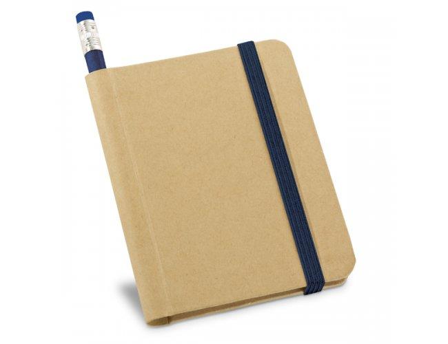 Bloco de anotação com lapis - Modelo INF 93422