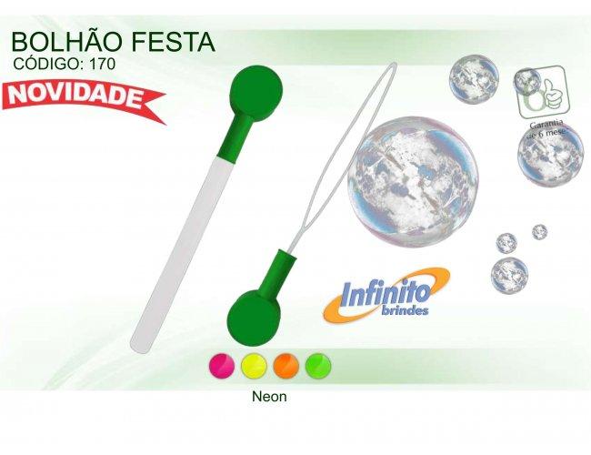 Bolhão Gigante Festa Neon - Modelo INF 170S