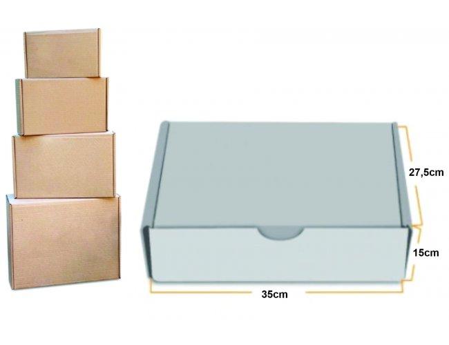 Caixa de Papelão Kraft - Modelo INF Multi