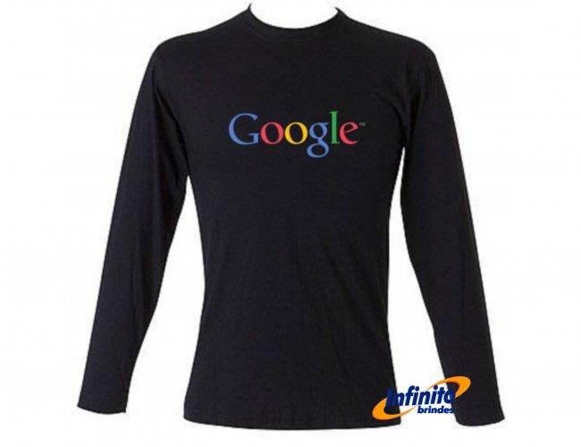 Camiseta manga longa - Modelo INF 0232