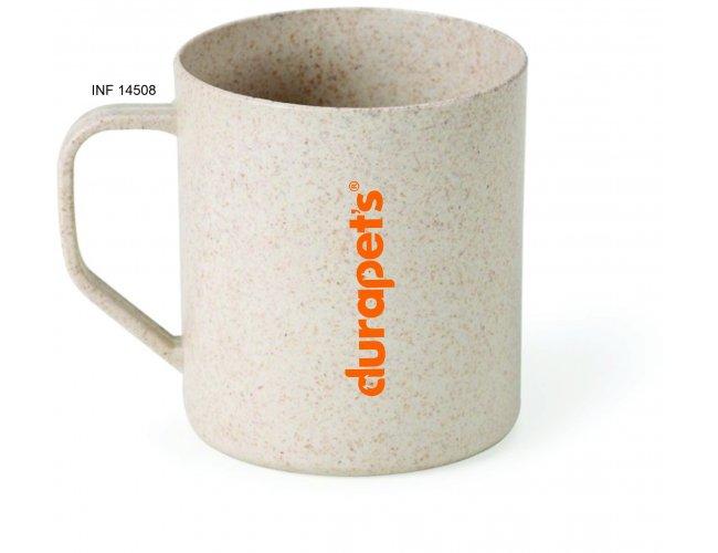 Caneca de Chá Fibra de Arroz Modelo INF 14508