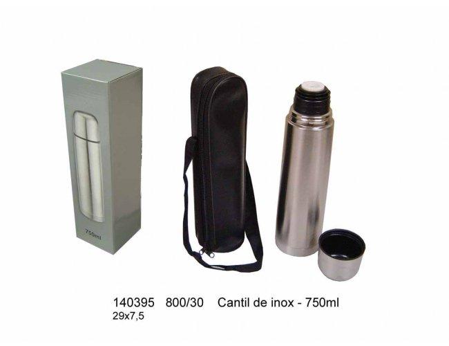 CANTIL DE INOX 750 ML  MODELO INF 140395