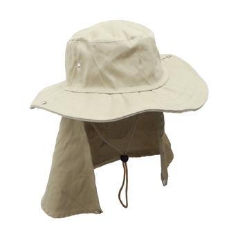 Chapeu australiano com protetor de Nuca - Modelo INF KOZ223