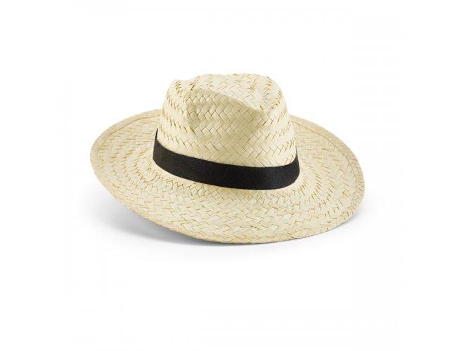 Chapéu de palha Panama Personalizado - Modelo INF 99423  Palha