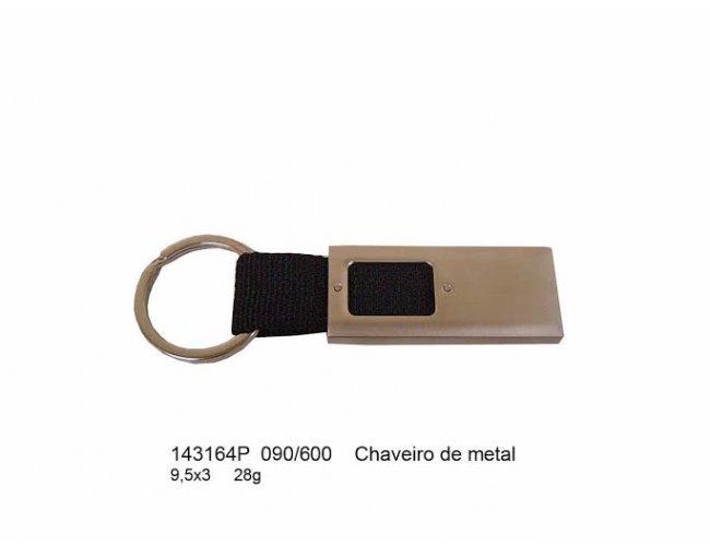 Chaveiro de Metal Modelo INF 143164