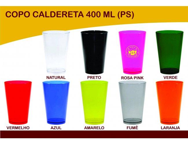 Copo personalizado 400ml - Modelo INF 0037 (PS)