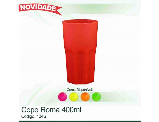 Copo Roma Neon - Modelo INF 134S