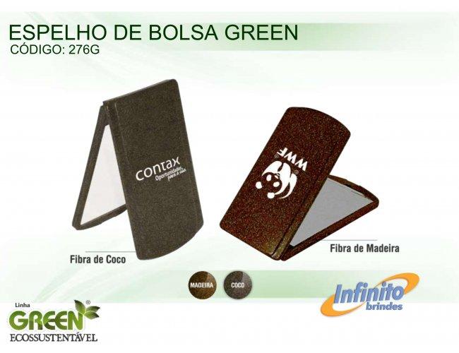 ESPELHO DE BOLSA GREEN - INF G0276