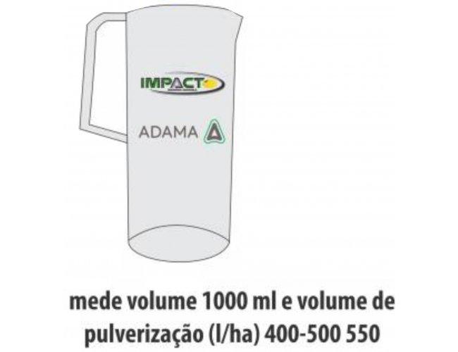 Jarra Dosadora com marcção em Relevo - Modelo INF RU152 1000ml