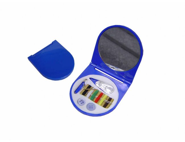 Kit Costura Modelo INF 143227 Azul