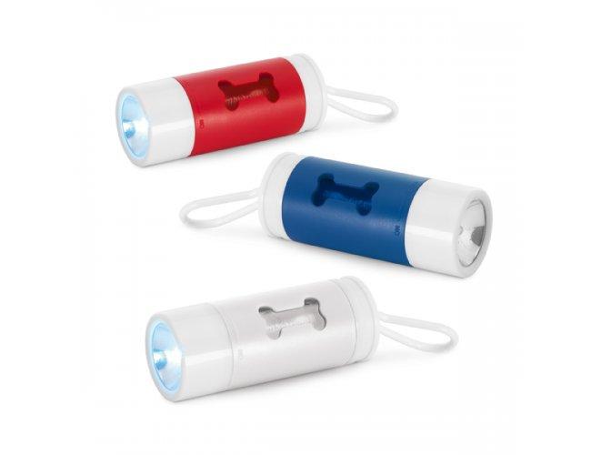 Kit de higiene para cachorro. ABS. Com LED - Modelo INF 94751