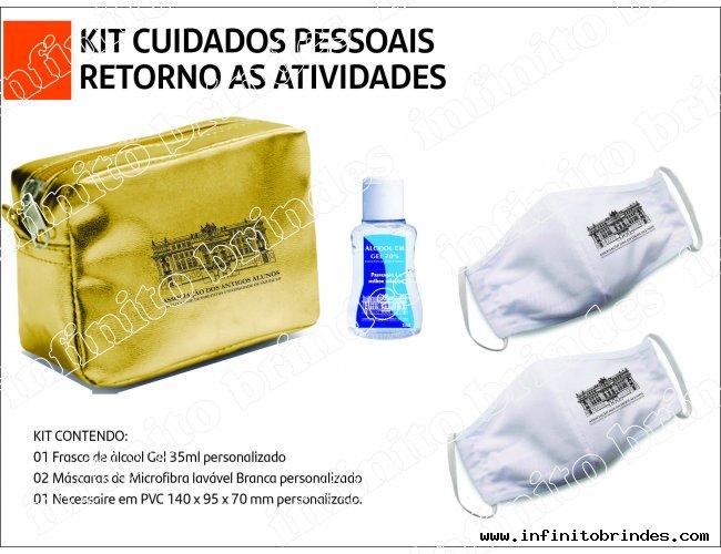 KIT RETORNO AS ATIVIDADES - Modelo INF 330