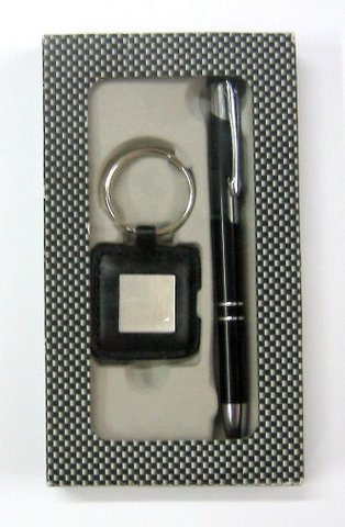 Kit caneta com Chaveiro - Modelo INF CH65396