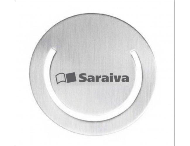 Marca Pagina em Metal - Modelo INF R0100