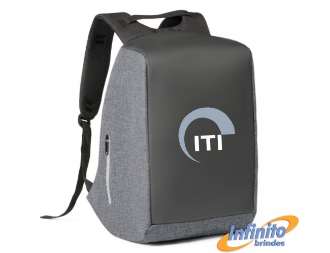Mochila  Notebook Antifurto - Modelo INF 92176