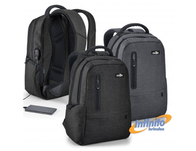 Mochila Notebook - Modelo INF 52675