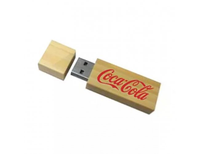 PEN DRIVE BAMBU - Modelo INF MM228   8GB