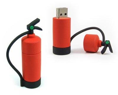 PEN DRIVE FORMATO EXTINTOR -  INF 10017