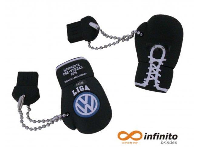 Pen drive Customizado - Luva de Box Modelo INF 10000