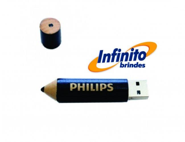 Pen drive Lápis - Modelo INF MM244   8GB