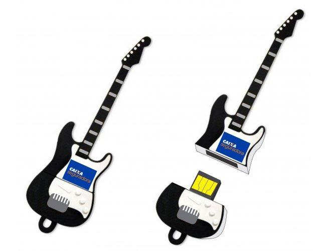 Pen drive ESTILIZADO - Modelo INF 10101 Musica