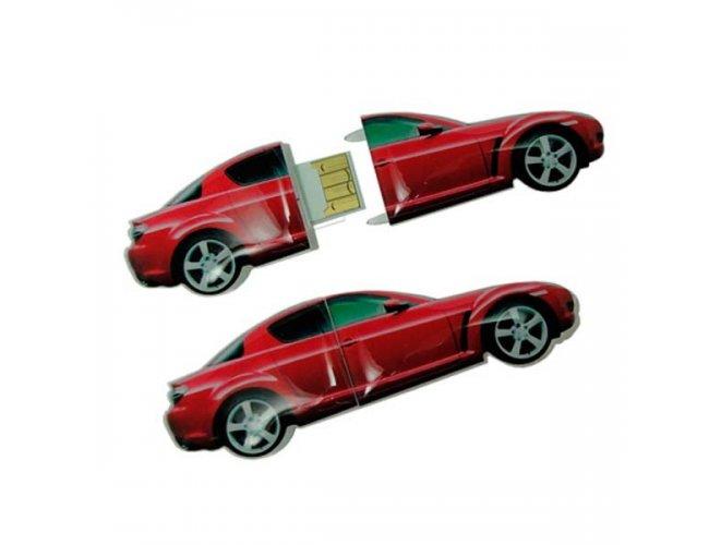 PEN DRIVE ESTILIZADO CARRO Modelo INF 10101