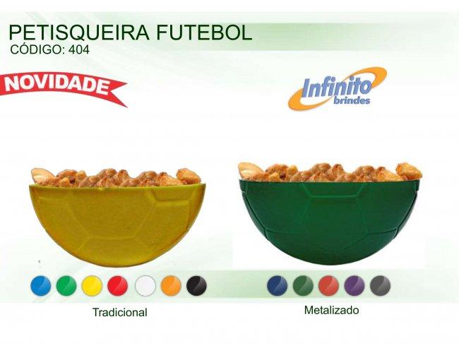 Petisqueira Futebol - Modelo INF 0404