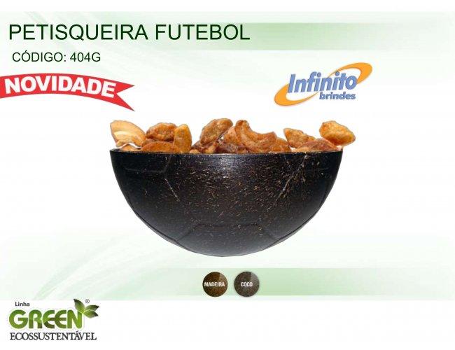 Petisqueira Futebol - Modelo INF 0404G GREEN Ecossustentável