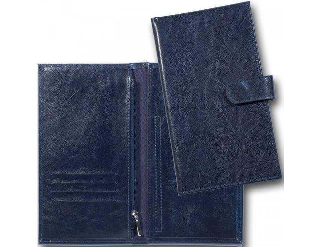 Porta Voucher - Couro Legitimo - Modelo INF PP2202