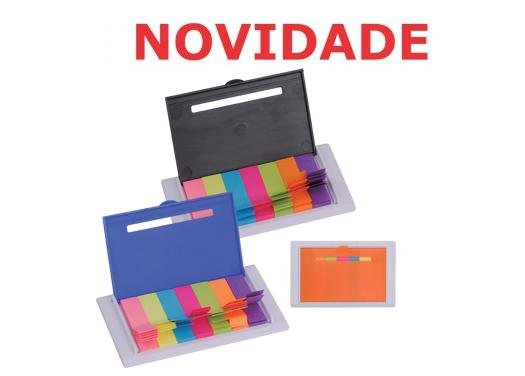 PORTA POST-IT COM REGUÁ - INF 11932