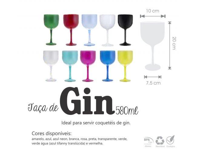 Copo de Gin Personalizado Modelo INF 580