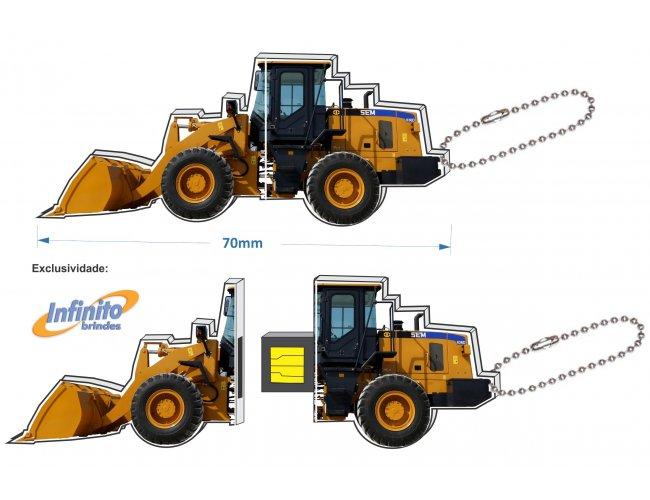 PEN DRIVE ESTILIZADO Modelo INF 10101 Trator